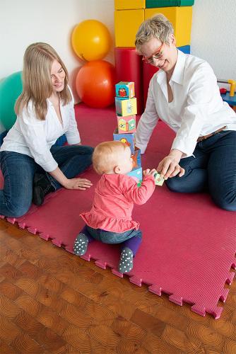 Psychomotorik-Behandlung für Kinder