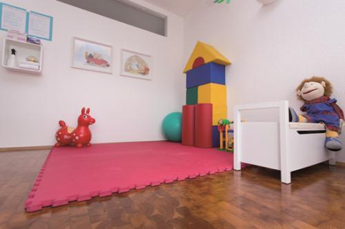 Kinder-Behandlungsraum